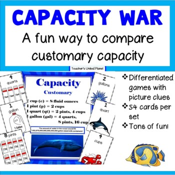 Measurement Games - Capacity War