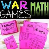 Capacity War Game