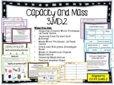 Capacity and Mass~ 3.MD.2