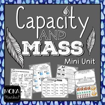 Capacity and Mass Mini Unit