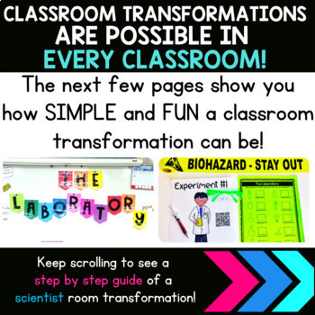 Capacity and Mass  - Scientist Classroom Transformation