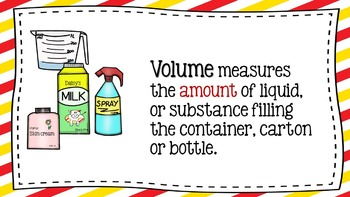 Capacity and Volume Power Point (Metric Scale)