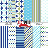Digital Paper / Patterns - Cape Town
