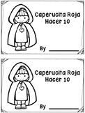 Caperucita Roja Hacer 10  Little Red Riding Hood Make 10 Spanish Version