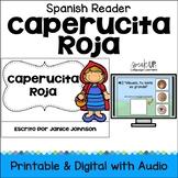 Caperucita Roja Simplified Red Riding Hood Spanish reader & Sentence forming pgs
