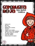 Caperucita roja  Mini unidad temática (recurso gratis en el preview)