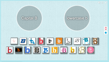 Capital B vs. Lowercase b sort
