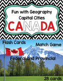 Capital Cities - Canada