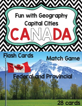 Capital Cities - Canada