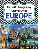 Capital Cities - Europe