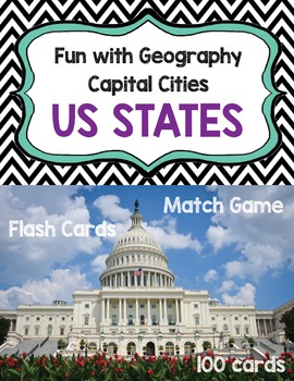 Capital Cities - US States