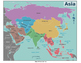 Capital Cities of Asia Quiz