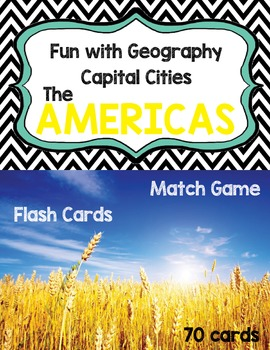 Capital Cities - the Americas