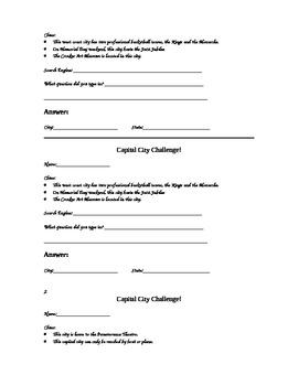 Capital City Challenge
