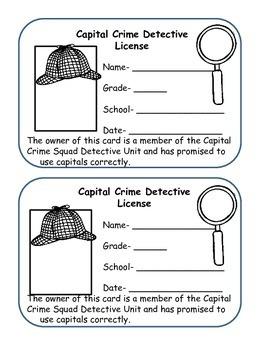 Capital Crime Squad Unit