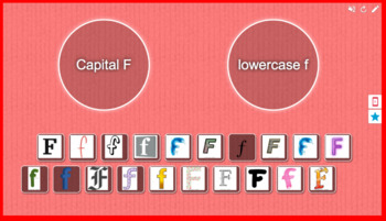 Capital F vs. Lowercase f sort