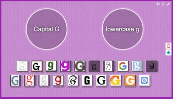 Capital G vs. Lowercase g sort