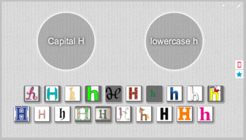 Capital H vs. Lowercase h sort
