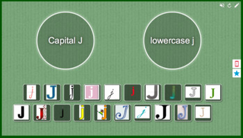 Capital J vs. Lowercase j sort
