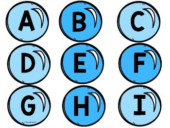 Capital Letter Alphabet Recognition Game