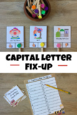 Capital Letter Fix Up