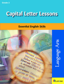 Capital Letter Lessons