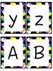 Capital Letter and Lowercase Letter Flashcards