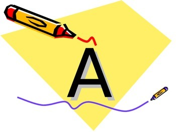 Capital Letters ABC Powerpoint
