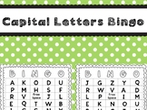 Capital Letters Bingo