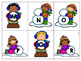 Winter Alphabet Activity