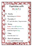 Capital Letters Poster - MINTS