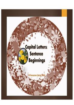 Capital Letters: Sentence Beginnings