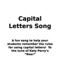 Capital Letters Song