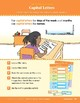Capital Letters (Take It to Your Seat Centers: Common Core Language)