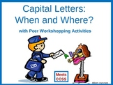 Capital Letters: When and Where?