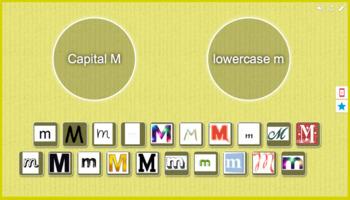 Capital M vs. lowercase m sort