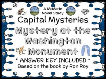 Capital Mysteries #8: Mystery at the Washington Monument (