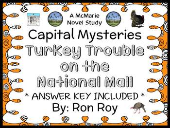 Capital Mysteries: Turkey Trouble on the National Mall (Ron Roy) Novel Study