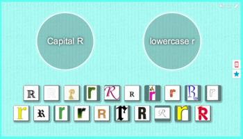 Capital R vs. Lowercase r sort