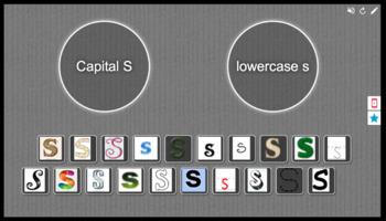 Capital S vs. Lowercase s sort