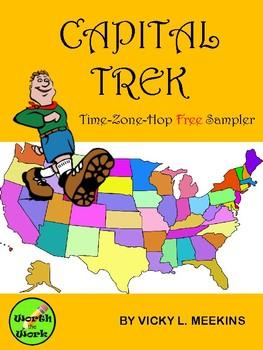 Capital Trek Time-Zone-Hop Free Sampler