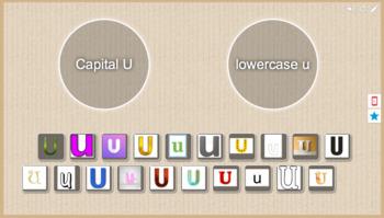 Capital U vs. Lowercase u sort