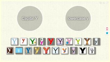 Capital Y vs. Lowercase y sort
