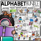 Alphabet Games and Activities for Capital and Lowercase