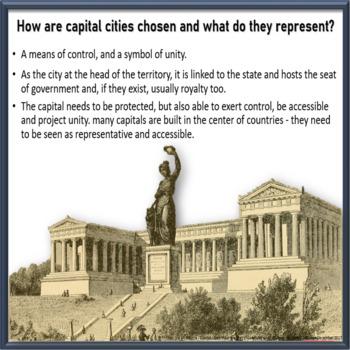 Capital cities – ESL, EFL, ELL adults and kids conversation