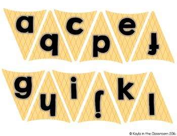 Capital/Lowercase Matching Puzzles