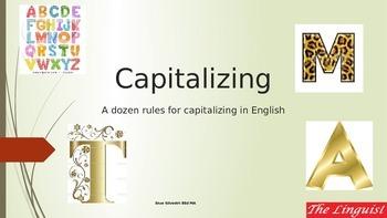 Capitalilzation