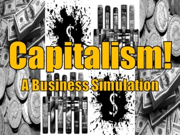Capitalism! A Modern Economic Simulation