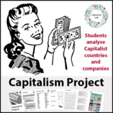 Capitalism Project - PBL