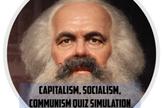 Capitalism, Socialism, Communism Quiz Simulation